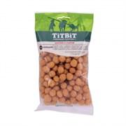 TiTBiT - Лакомство для собак (шарики с сыром) золотая коллекция
