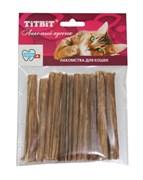 TiTBiT - Лакомство для кошек (кишки говяжьи) Dental+