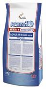 Forza10 - Сухой корм для взрослых собак всех пород, микрокапсулированный (с ягненком) Best Breeders 26/16