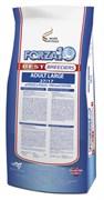 Forza10 - Сухой корм для взрослых собак крупных пород (с курицей и рыбой) Best Breeders Adult Large 27/17