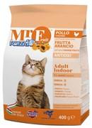 Forza10 - Сухой корм для взрослых домашних кошек (с курицей и экстрактом оранжевых фруктов) Mr. Fruit Adult Indoor