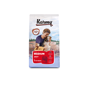Karmy - Сухой корм для взрослых собак средних пород (с телятиной) MEDIUM ADULT