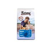 Karmy - Сухой корм для взрослых собак крупных пород (с индейкой) MAXI ADULT