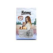 Karmy - Сухой корм для взрослых кошек породы мейн-кун (с индейкой) MAINE COON ADULT