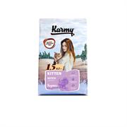 Karmy - Сухой корм для котят, беременных и кормящих кошек (с индейкой) KITTEN