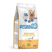 Forza10 - Сухой корм для взрослых собак мелких пород (с курицей и картофелем) Mini Adult Maintenance