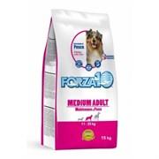 Forza10 - Сухой корм для взрослых собак средних пород (с рыбой) Medium Maintenance Pesce 24/11