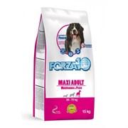 Forza10 - Сухой корм для взрослых собак крупных пород (с рыбой) Maxi Maintenance Pesce 26/13
