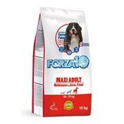 Forza10 - Сухой корм для взрослых собак крупных пород (с олениной и картофелем) Maxi Maintenance Pesce 26/12