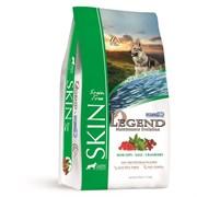 Forza10 - Сухой беззерновой корм для взрослых собак всех пород с чувствительной кожей и шерстью (с анчоусами) Legend Skin
