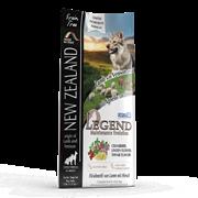 Forza10 - Сухой беззерновой корм для взрослых собак всех пород с чувствительной кожей и шерстью (с ягненком и олениной) Legend NEW ZELAND
