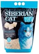 Сибирская кошка - Комкующийся наполнитель для кошек Тофу (оригинальный)