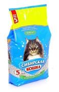 """Сибирская кошка - Впитывающий наполнитель для кошек """"Эффект"""""""