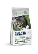 BOZITA - Сухой беззерновой корм для взрослых стерилизованных и активных кошек (с ягненком) Active & Sterilized grain free Lamb 33/20