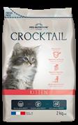 Flatazor - Сухой корм для котят (мясной коктейль) CROCKTAIL KITTEN