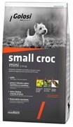 Golosi - Сухой корм для взрослых собак малых пород (с курицей и рисом) SMALL CROC MINI