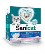 SaniCat - Комкующийся наполнитель для кошек (с ароматом лотоса)