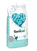 """SaniCat - Впитывающий наполнитель для кошек """"Контроль запаха"""""""