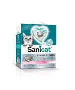 SaniCat - Комкующийся наполнитель для кошек