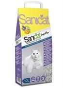 SaniCat - Впитывающий наполнитель для кошек (с ароматом апельсина и лаванды)
