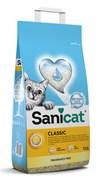 SaniCat - Впитывающий наполнитель для кошек без аромата