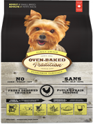 Oven Baked - Сухой корм для взрослых собак мелких пород (с курицей) Tradition Adult Dog Small Breed