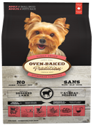 Oven Baked - Сухой корм для взрослых собак мелких пород (с ягненком) Tradition Adult Dog Small Breed