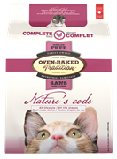 Oven Baked - Сухой корм для взрослых кошек (с курицей) Nature's Code Adult Cat Grain-Free Chicken