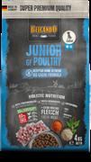 Belcando - Сухой беззерновой корм для юниоров средних и крупных пород (с курицей) Junior GF Poultry