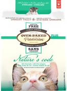 Oven Baked - Сухой корм для взрослых стерилизованных кошек (с курицей) Nature's Code Adult Cat Urinary Nract/Sterilized Chicken