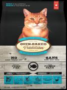 Oven Baked - Сухой корм для взрослых кошек (с рыбой) Tradition Adult Cat Fish