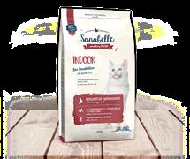 Sanabelle - Сухой корм для взрослых домашних кошек Indoor