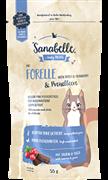 Sanabelle - Лакомство для кошек (с форелью и клюквой) Snack