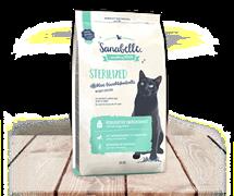 Sanabelle - Сухой корм для стерилизованных кошек Sterilized