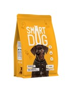 Smart Dog - Сухой корм для взрослых собак крупных пород (с курицей)
