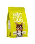 Smart Dog - Сухой корм для взрослых собак всех пород (с курицей и рисом)