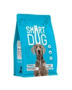 Smart Dog - Сухой корм для взрослых собак всех пород (с лососем и рисом)