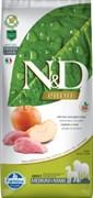 Farmina - Беззерновой корм для взрослых собак средних и крупных пород (кабан с яблоком) N&D Line boar&apple adult maxi