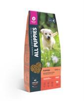 All Dogs - Сухой корм для щенков (с говядиной и овощами)