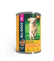 All Dogs - Консервы для собак (тефтельки с индейкой в соусе)