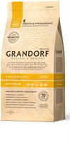 Grandorf - Сухой корм для стерилизованных кошек (4 вида мяса с рисом) Adult Sterilised 4 Meat & Brown Rice
