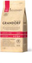 Grandorf - Сухой корм для взрослых кошек (ягнёнок с рисом) Adult Cat Indoor Lamb & Rice Recipe