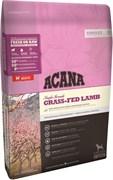 Acana Singles - Сухой беззерновой корм для собак всех пород гипоаллергенный (ягненок с яблоком) Grass-Fed Lamb