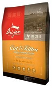 Orijen - Сухой беззерновой корм для кошек Cat&Kitten