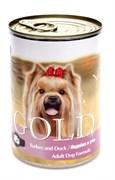 Nero Gold Super Premium - Консервы для собак (индейка и утка) Dog Adult Turkey & Duck