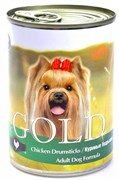 Nero Gold Super Premium - Консервы для собак (куриные бедрышки) Dog Adult Chicken Drumsticks