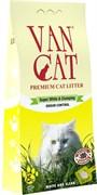 Van Cat - Наполнитель комкующийся без пыли для крупных кошек (без запаха) Big Cats