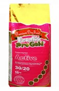 """Frank's ProGold - Сухой корм для рабочих пород собак """"Заряд бодрости"""" Active"""
