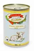 "Frank's ProGold - Консервы для кошек ""Нежные кусочки ягненка"" Soft lamb bits Adult Cat Recipe"