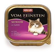 Animonda - Консервы для кошек старше 7 лет (с ягнёнком) Vom Feinsten Senior